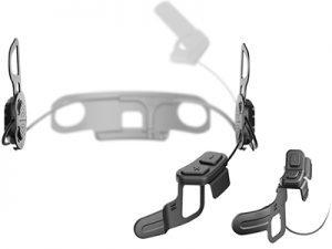 Sena communication system for custom fit