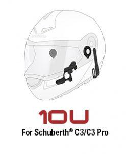 Bike to Bike communication for Schuberth Helmets