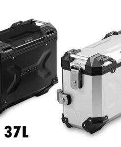 Trax-37-black-silver-panniers