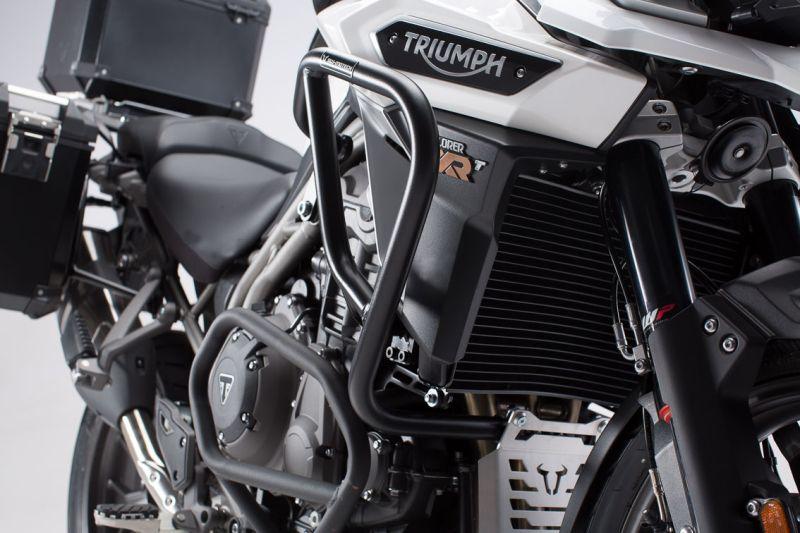 Crash Bar Engine Guard Triumph Explorer