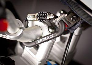 Motorcycle Helmet Lock BMW GS1200