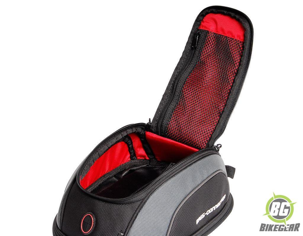 sw motech quick lock evo micro tankbag bikegear. Black Bedroom Furniture Sets. Home Design Ideas
