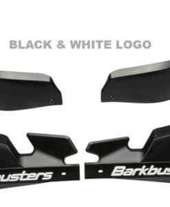 BARKBUSTER-DUAL-SPORT-MOTORCYCLE-HANDGAURDS-BLACK LOGO