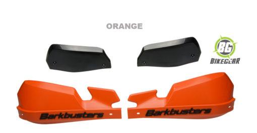BARKBUSTER-MOTORCYCLE LEVER-HANDGAURDS-ORANGE
