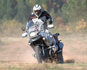 Motorcycle Dual Sport Event