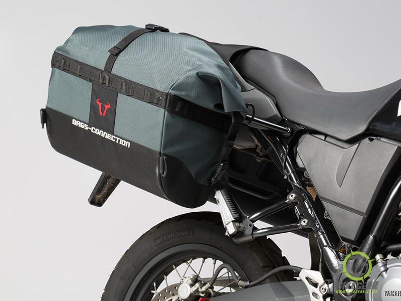 Yamaha Soft Saddlebags