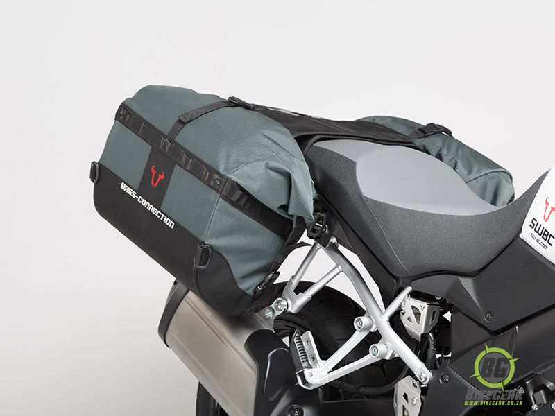 Suzuki Motorcycle Saddlebags