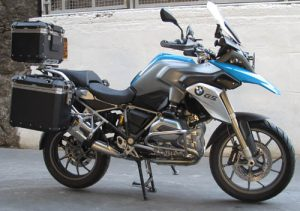Globescout Alu Pannier Set BMW 1200GS LC