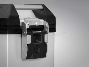 Motorycle-Side-luggage-latch-system
