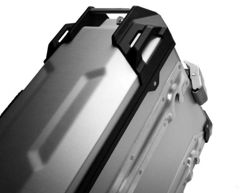 SW-Motech Trax Adventure Side Case lock
