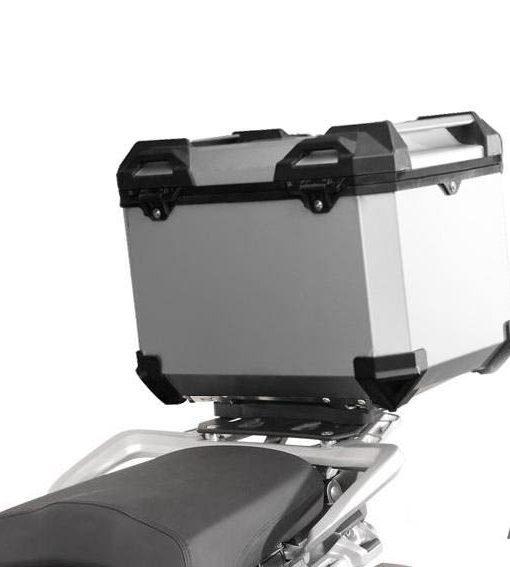 Trax Adventure Top Box Kit Silver
