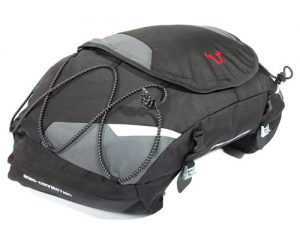 SW-Motech rear seat soft luggage cargo bag