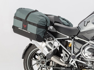 Motorcycle Soft Side pannier luggage