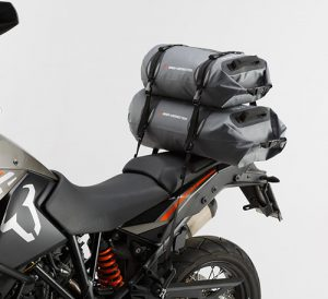 WATERPROOF MOTORCYCLE LUGGAGE