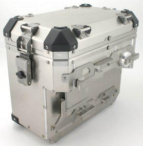 Globescout Alu Pannier Box Back