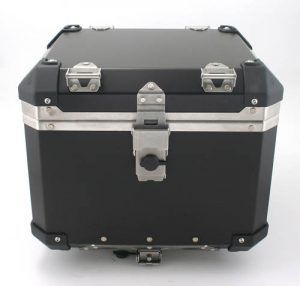 Globescout Alu Black Top Box
