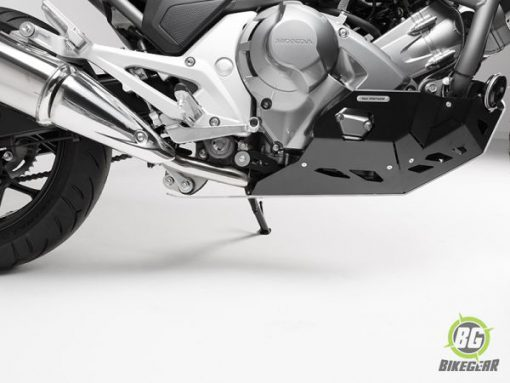 NC 700X Skid plate With DCT_001