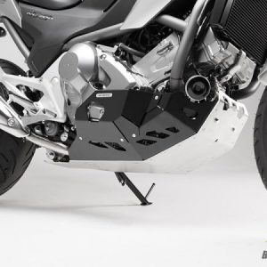 NC 700X Skid plate With DCT_003