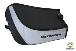 Can be fitted to almost any handlebar for enhanced protection from the elements