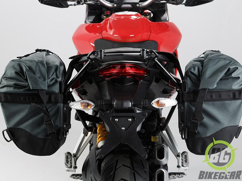 Motorcycle Saddle Pannier Bags Honda Africa Twin Crf1000l