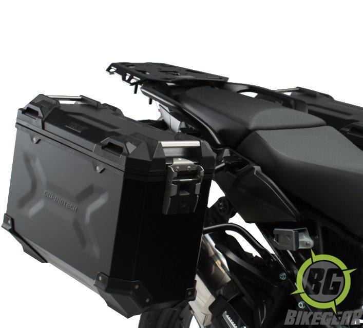 SW-Motech Trax Adventure Side Pannier Kit Honda CRF1000L ...