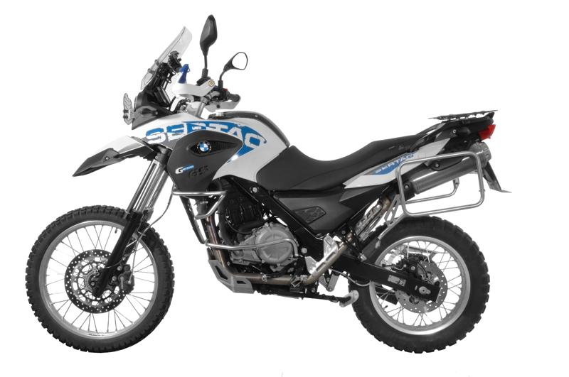 Bmw G 650 Gs Sertao Bikegear
