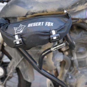 Desert Fox Ezpack Handlebar Bag_Crashbar Bag_5