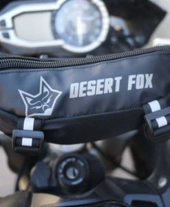 motorcycle handlebar bag