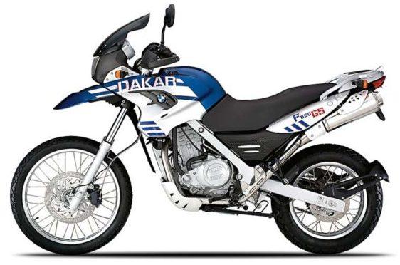 BMW F650GS Dakar Specs • Bikegear