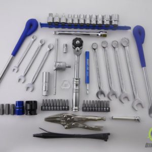 BMW motorcycle toolkit