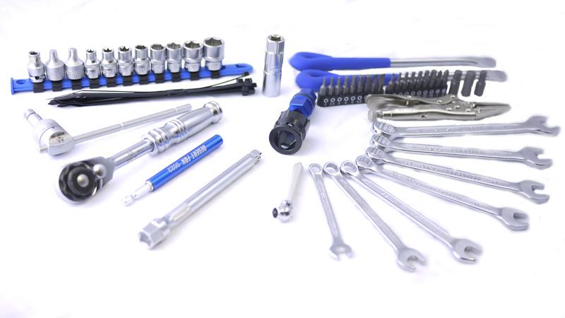 Motorcycle Tool Kit Review • Bikegear