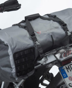 Motorcycle soft luggage