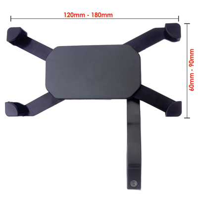 Adjustable-Cell-Phone-Holder-Dimensions