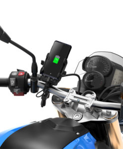 Sena Powerpro motorcycle phone mount & power bank charger
