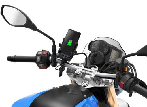 Sena Powerpro motorcycle phone mount & power bankcharger Powerpro motorcycle phone mount & power bankcharger