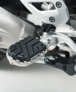 SW-Motech large foot pegs F 850 GS / S 1000 XR BMW