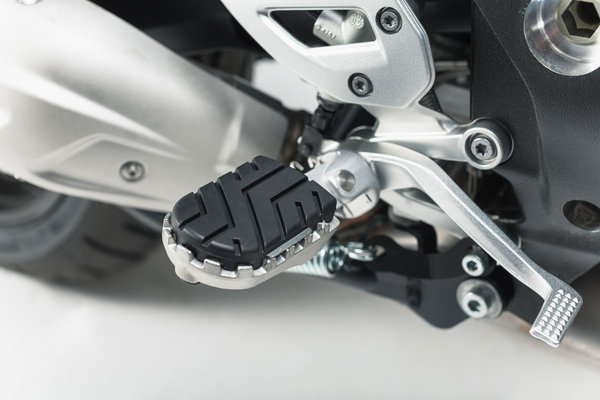 Touring foot pegs BMW F 850 gs – S 1000 XR