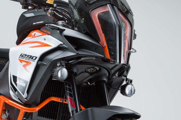 Spots mounts KTM 1290 Adv - R