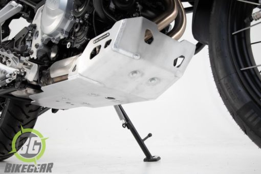 Engine guard BMW F 850 GS protects the undercarriage