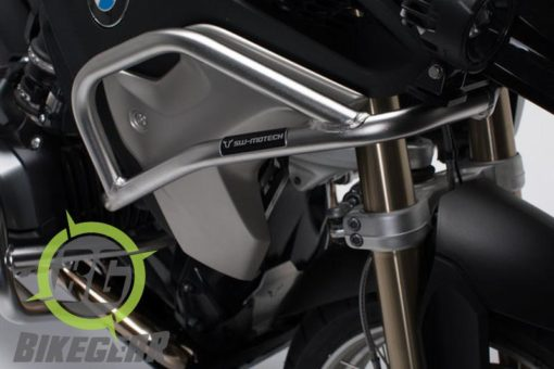 Stainless steel Upper Crash bars BMW R1200GS LC / 1250GS LC