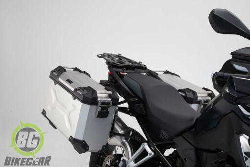 F850/750 GS Trax aluminium panniers