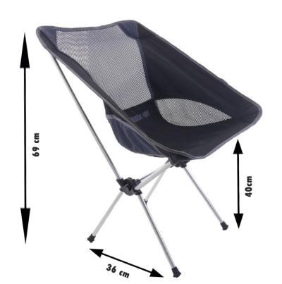 Desert Fox camping seat dimensions