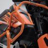 Upper-Orange-crash-bars-KTM-790-adventure-r