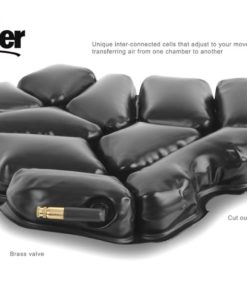 features of motorcycle comfort soft seat